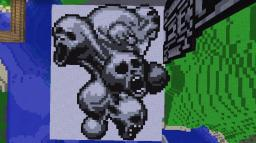 Final Fantasy Legend III Skull beast Minecraft Map & Project