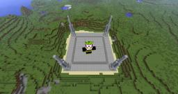 Cell Games Arena - Dragonball Z Minecraft