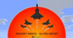 Minecraft Air Base - Military Airport (w/ epic planes n runway) Minecraft