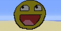 Smiley Pixel Art
