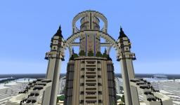 Mithrintia - Desert Castle Minecraft Map & Project