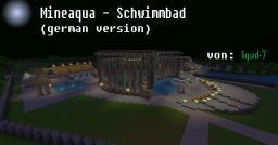 mineaqua - schwimmbad Minecraft