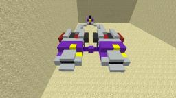 Podracers Minecraft Map & Project