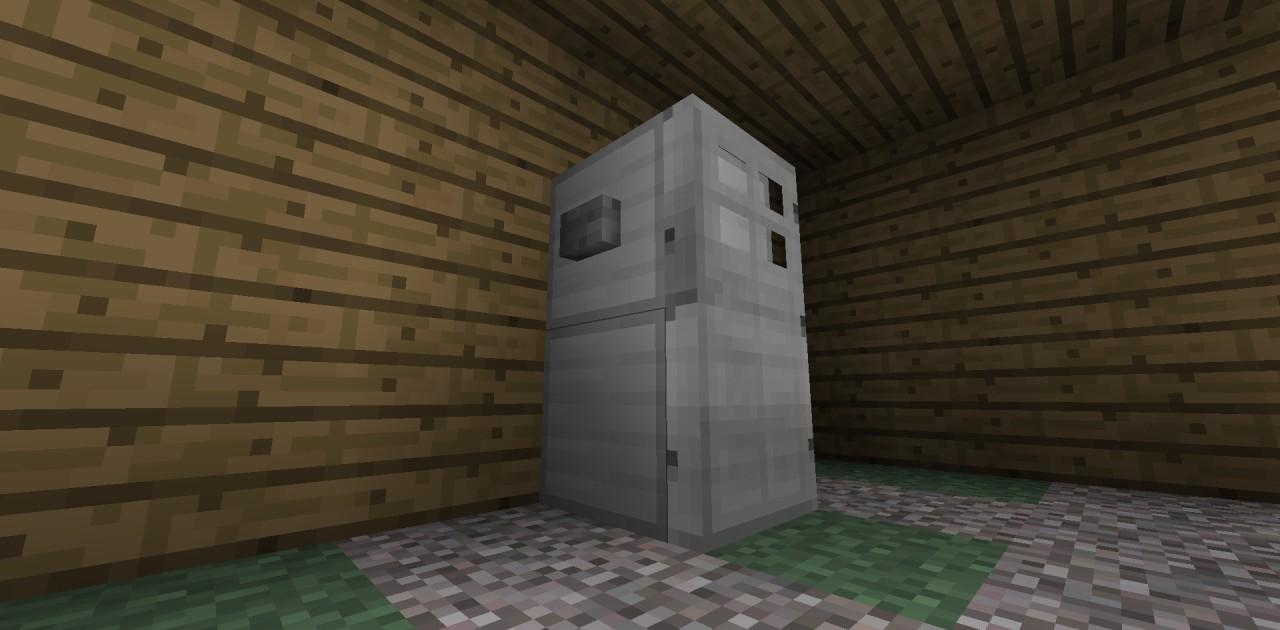 minecraft fridge Gallery