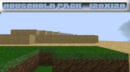 Household Pack [1.5.2] [128x128] Minecraft Texture Pack