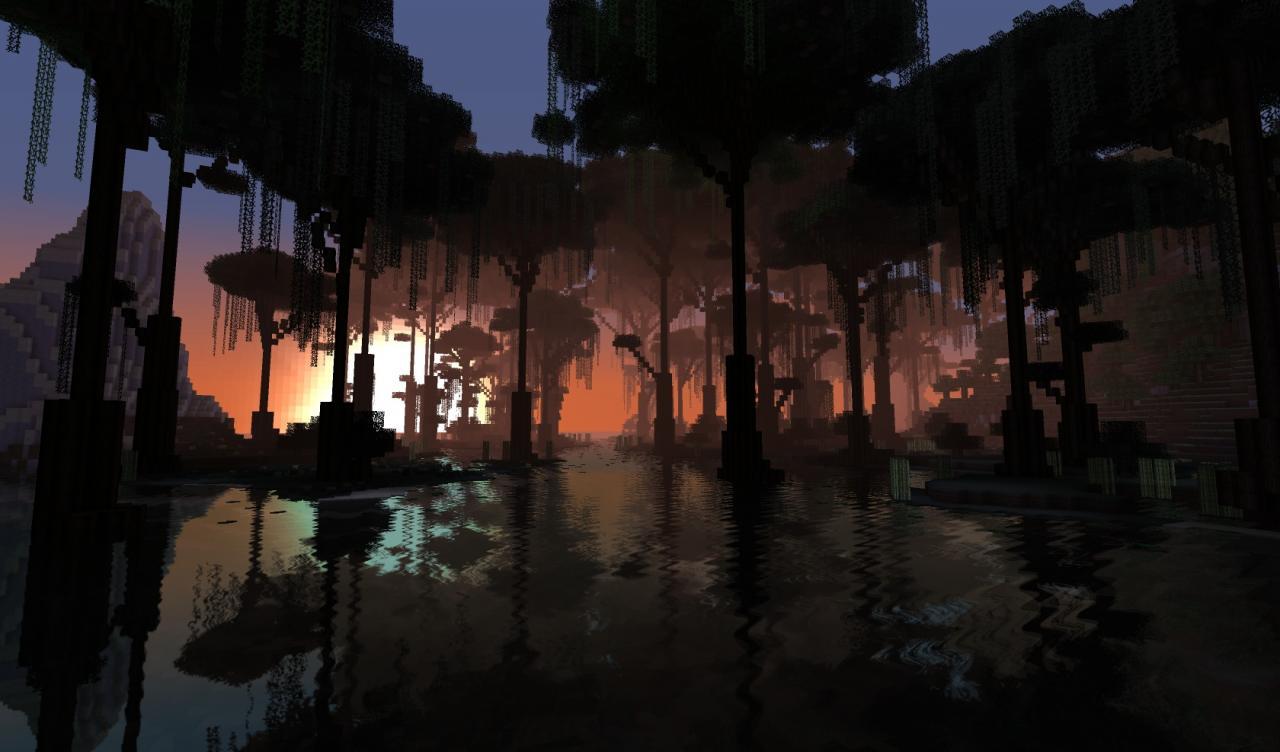 Rainforest biome :D