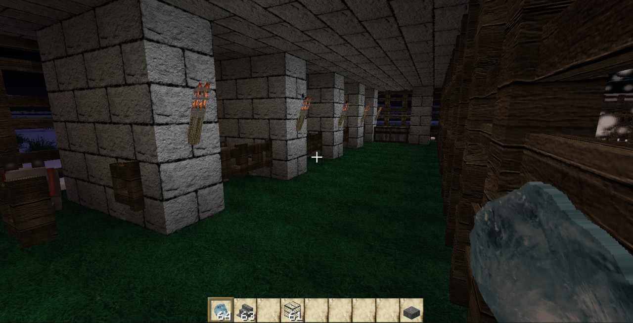Mai Craft Home Base All Included Minecraft Project