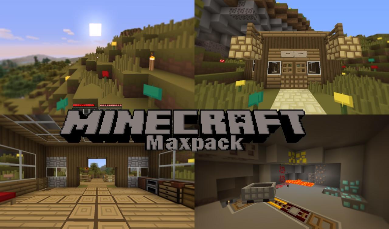 Maxpack (v2.0)(1.5) Minecraft Texture Pack