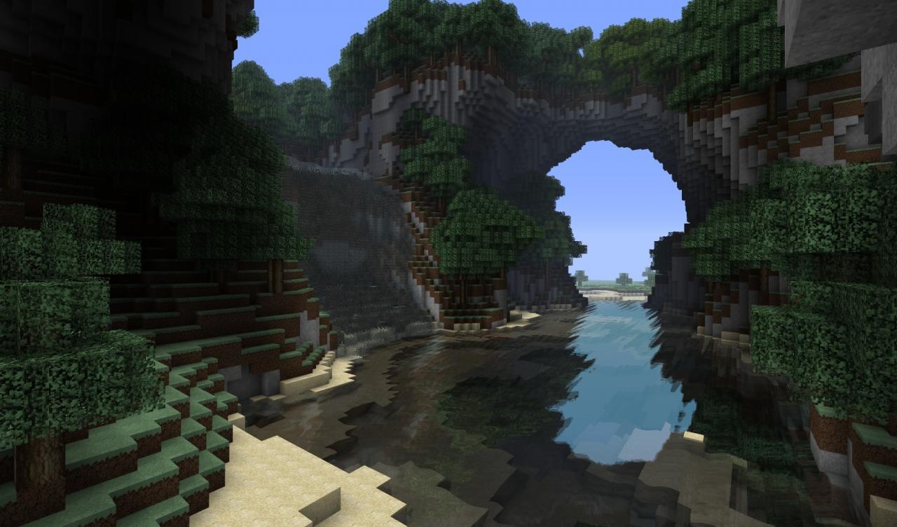 Скачать Майнкрафт 1.4.7 - Minecraft Fly