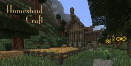 Homestead Craft v1.1 (discontinued) Server in description! Minecraft Texture Pack