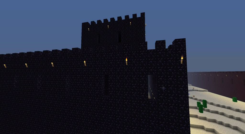 Generated using simple_castle.js - obsidian castle