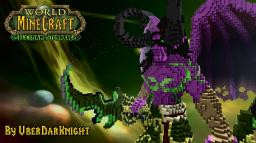 Illidan Stormrage Minecraft