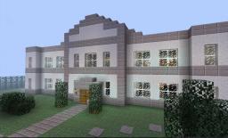 Pumpapa's Modern Mansion Minecraft Project