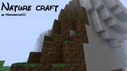 Nature craft Minecraft Texture Pack