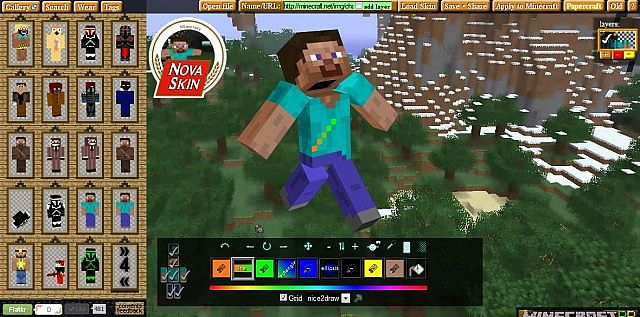 youtube how to make your own minecraft texture pack