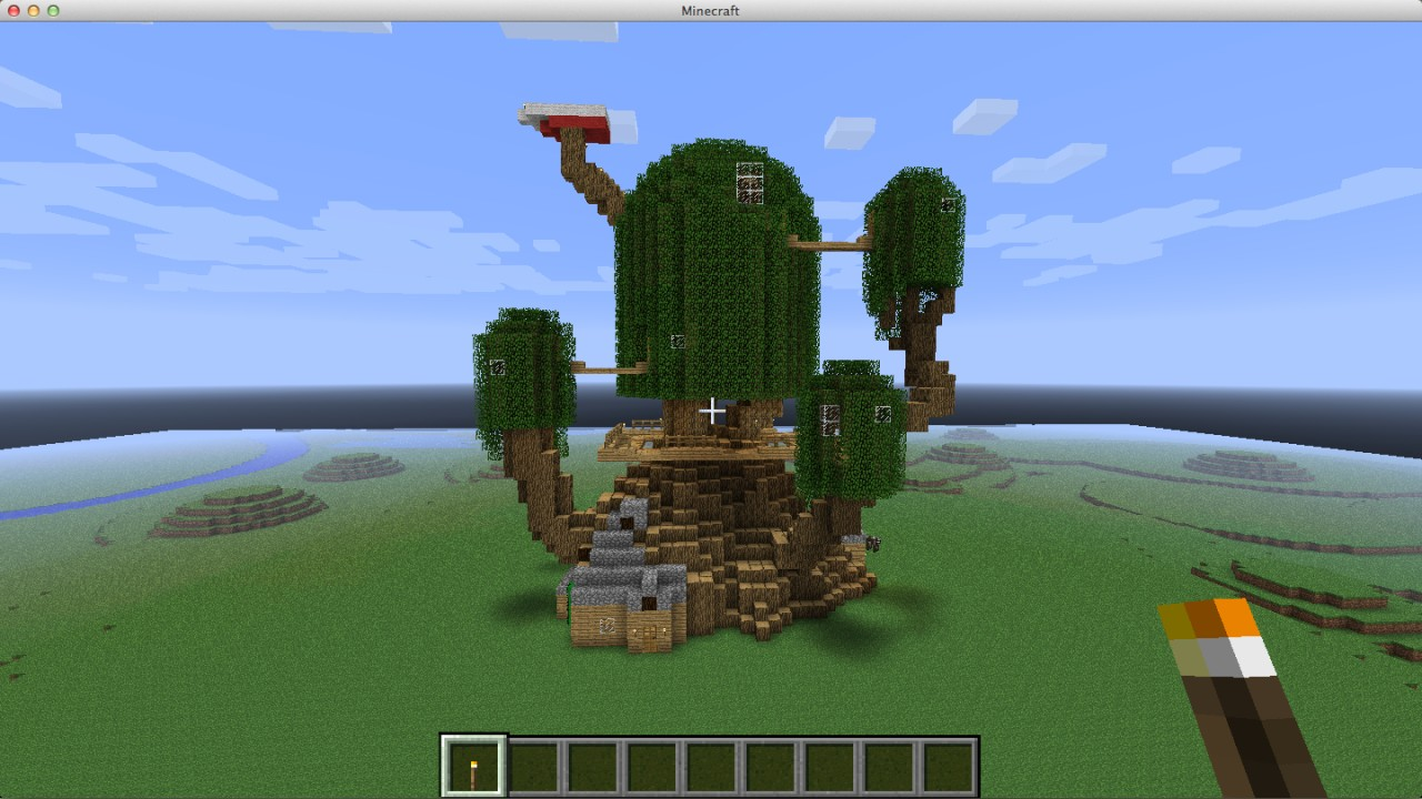 Minecraft land of new age - 0506