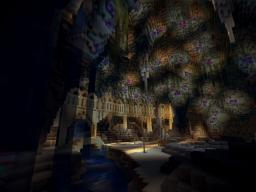 Caved In - Mineralium Cavern Minecraft Map & Project