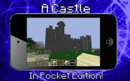 Minecraft Pocket Edition-Castle Minecraft
