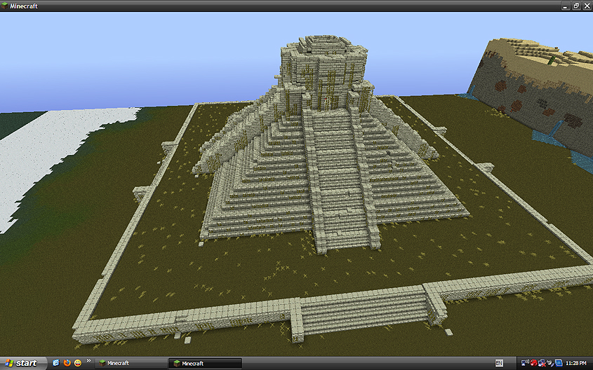 minecraft schematic file viewer html with Mayan Temple 469041 on Fortnite Battle Bus 4097354 as well Through Arch Bridge furthermore Modern House Series 2 1131927 also Library 1374713 also Apartment  plex 1424865.