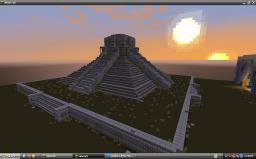 Mayan Temple Minecraft Map & Project