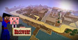 Red Dead Redemption's Blackwater Minecraft