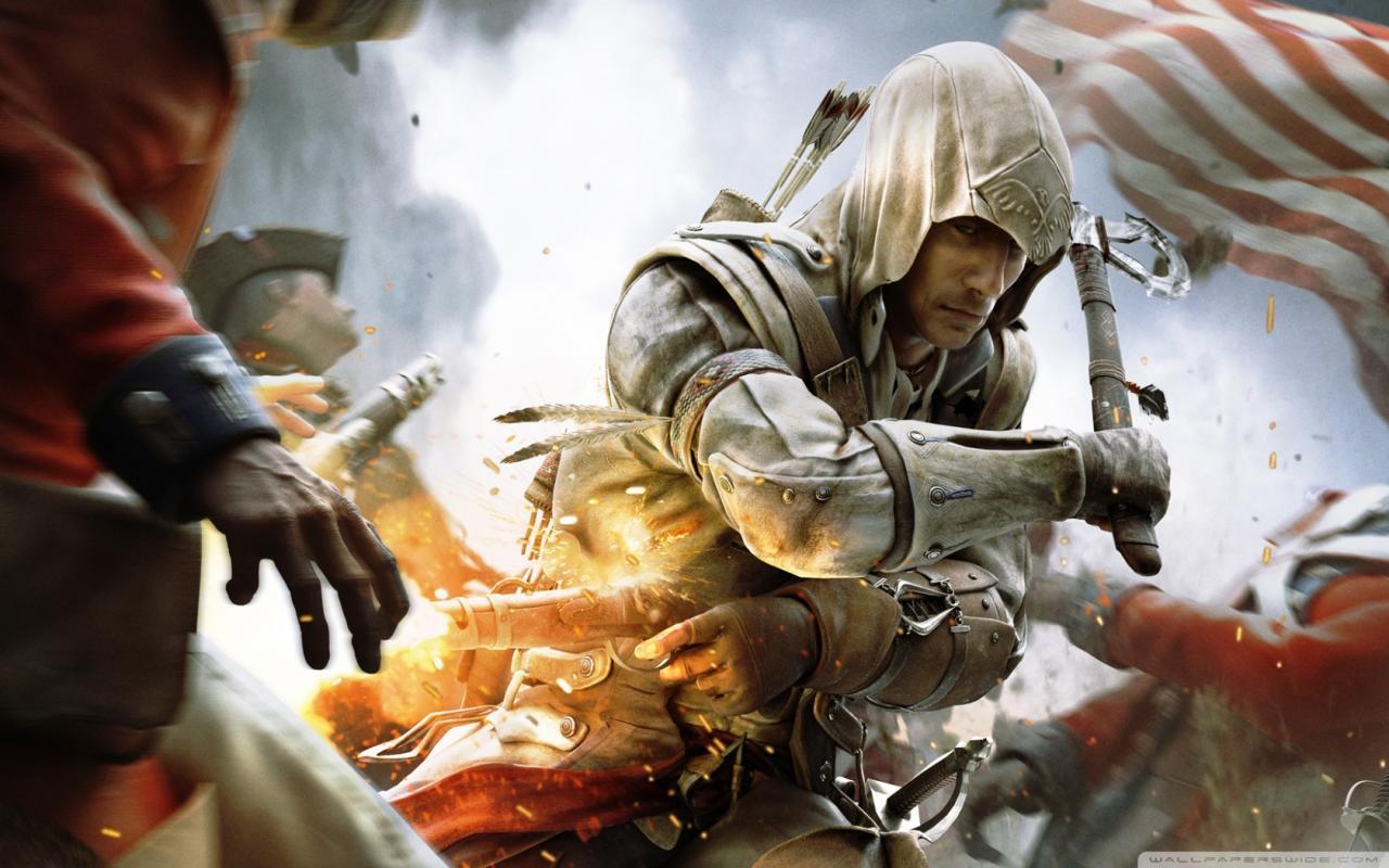 Top Wallpaper Minecraft Assassin - assassins_creed_iii_war-wallpaper-1680x1050_4532440_lrg  Collection_727755.jpg