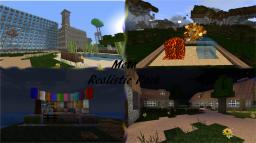 Meta's HD Realistic Texture Pack Minecraft Texture Pack
