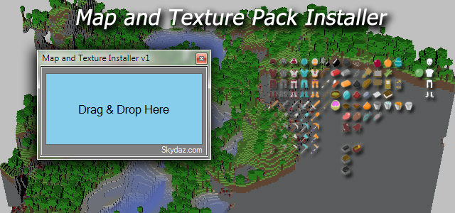 Texture Packs In Minecraft Mac Installer
