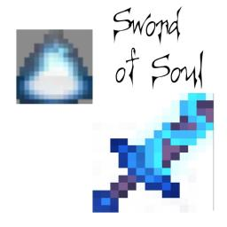 [1.1.0] Sword of Soul {ModLoader} Minecraft Mod