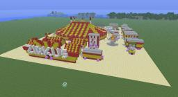 Traveling Circus Minecraft Map & Project