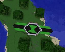 the omnitrix of ben tennyson Minecraft Map & Project
