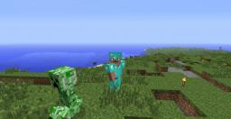 no creeper Minecraft Mod
