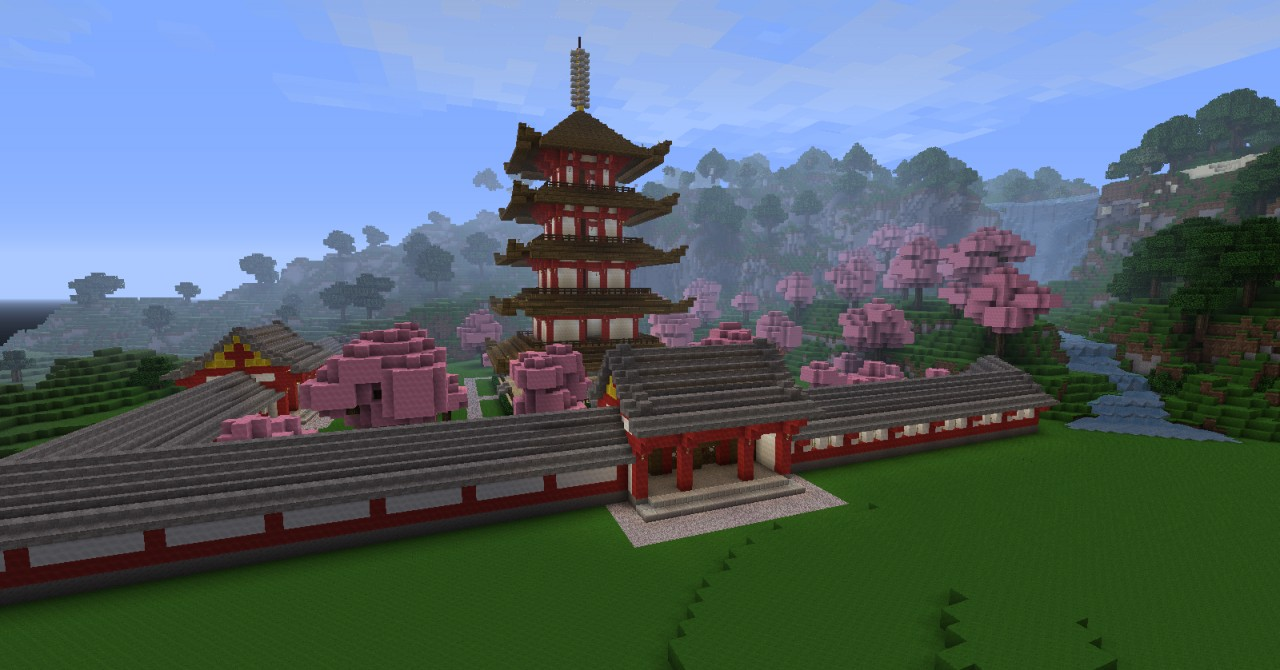 minecraft japanese temple related keywords minecraft japanese temple long tail keywords. Black Bedroom Furniture Sets. Home Design Ideas