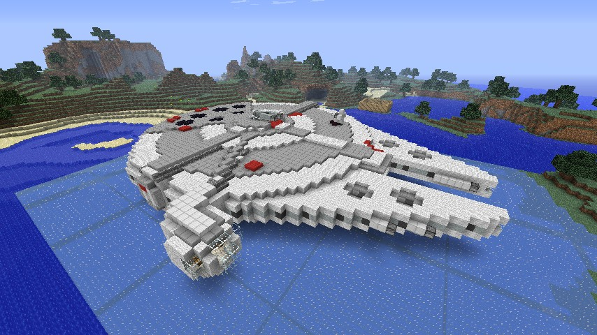 how to make a star wars banner minecraft