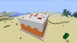 Nom Cake Minecraft Map & Project