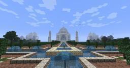 [Gravi'team] Taj Mahal - timelapse + schematic Minecraft