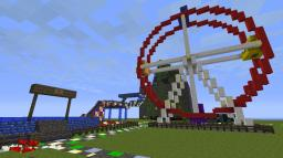 Kiddie Carnival Minecraft Map & Project