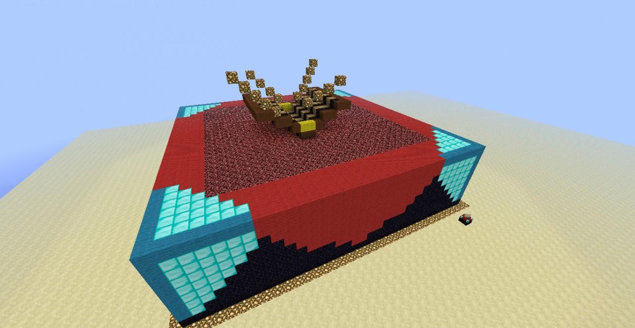 Big Enchantment Table Read Desc Plz Minecraft Project