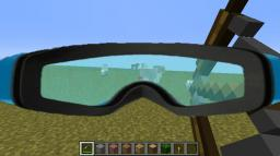 CSCHNURS GOGGLE CRAFT (USABLE FOR 1.1 or 1.0) Minecraft Texture Pack