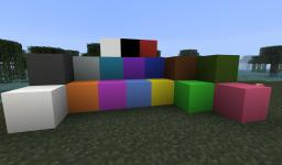 Basic Wool Minecraft Texture Pack