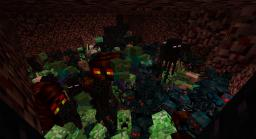 Fun with Spawn Eggs (Nightmare Room) Minecraft Blog