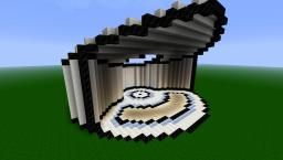 Modern Ampitheater Stage Minecraft Map & Project