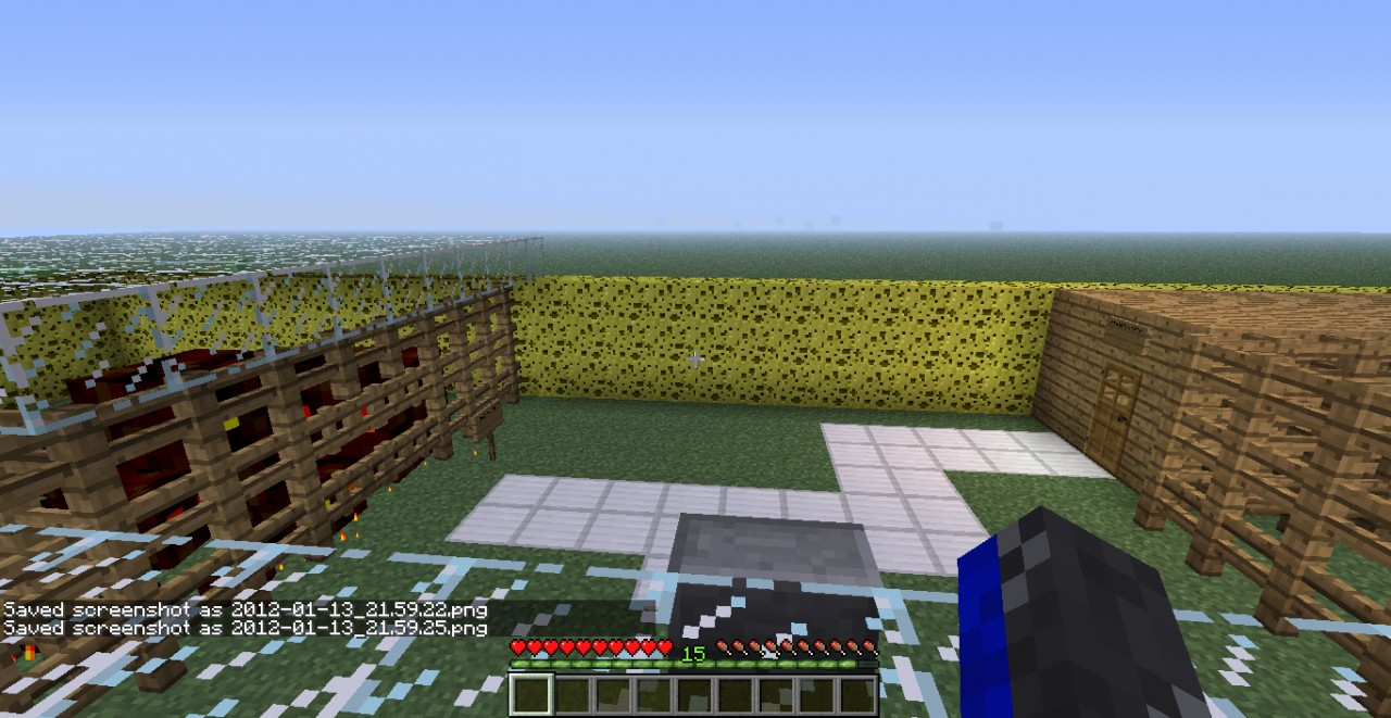 Zoo Crafting Minecraft