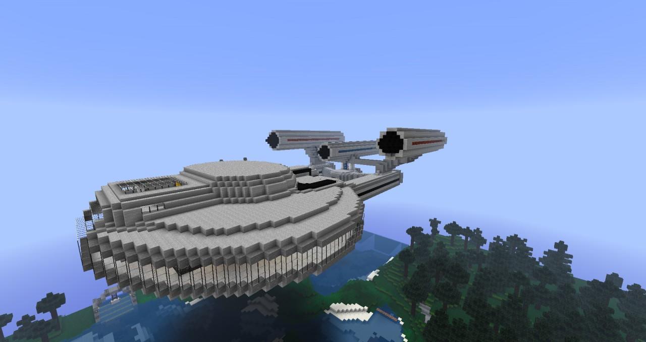 Spaceship Minecraft Project