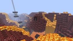 Nether Prison Minecraft Map & Project