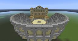 Ancient Roman / Greek Theater Minecraft Map & Project