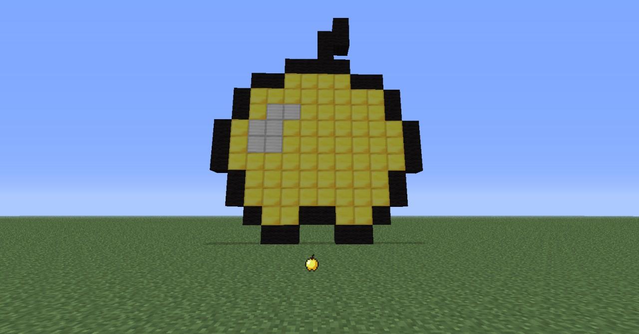 The Golden Apple Minec...