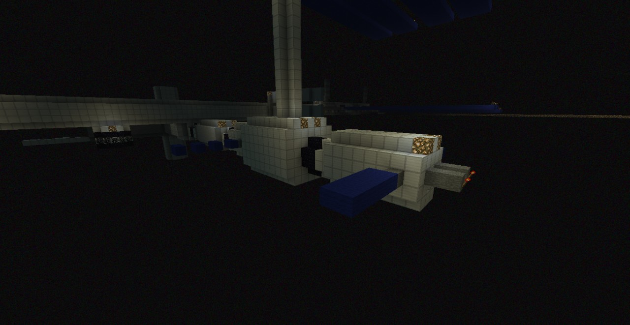 1:1 scale The International Space Station (ISS) Minecraft ...
