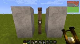 Retro Fences 1.5.2 Minecraft Mod