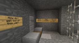 Jail Break Adventure Minecraft Project